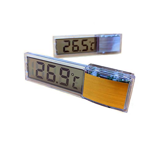 m Thermometer Mini Thermometer mit elektronischem LCD Digital Display für Indoor Outdoor Fish Tank ()