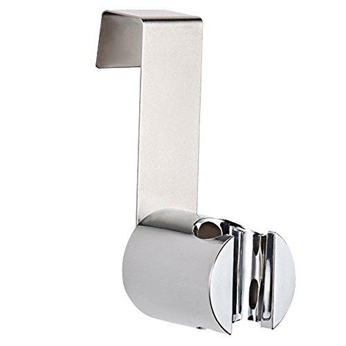 Hand-held-wc-papier-halter (u-bcoo Edelstahl Handheld Bidet WC-Spritze–Bidet Toiletten–Für Persönliche Hygiene und Stechbecken WC Spray–Einstellbare Wasserdruck)