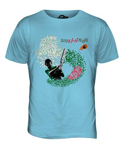 CandyMix Bangladesch Herren T Shirt Himmelblau