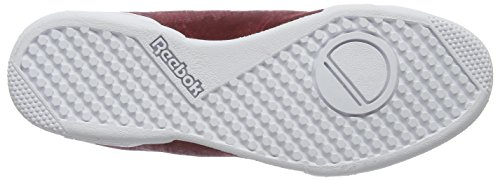 Nubuck NPC II Stone Reebok Herren UK White Brass Sand Sneaker Merlot Rot Rbk tv55qIwr