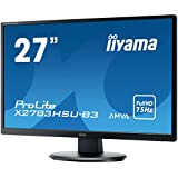 iiyama X2783HSU-B3 68,58 cm (27 Zoll) Full HD Monitor schwarz
