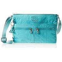 Kipling New Angie Crossbody Bag, Seaglass Blue