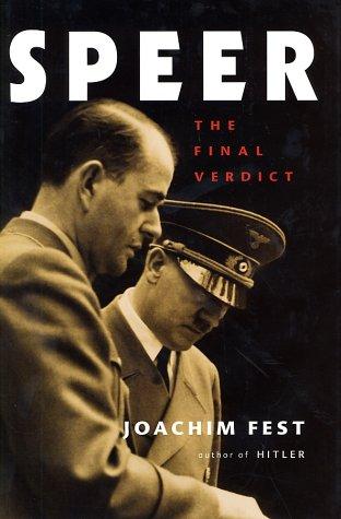 Speer: The Final Verdict (D-ring Feste)