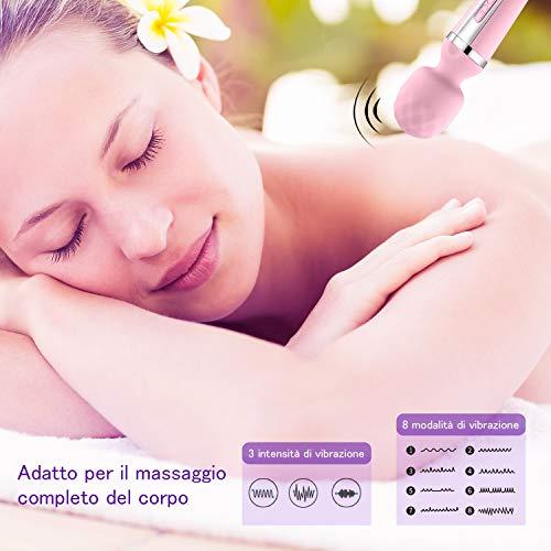 Zoom IMG-3 al ofa massaggiatore wand vibratore