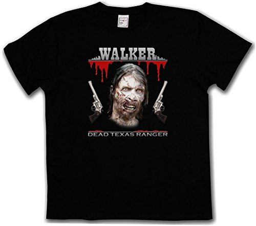 Dead Texas Ranger T-Shirt - Daryl Dixon The Walking Chuck Dead Norris T-Shirt Sizes S - 5XL