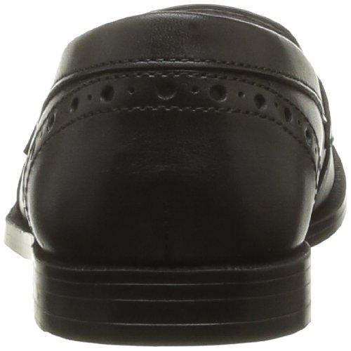 Start Rite Fairford, Mocassins fille Noir (Black Leather)