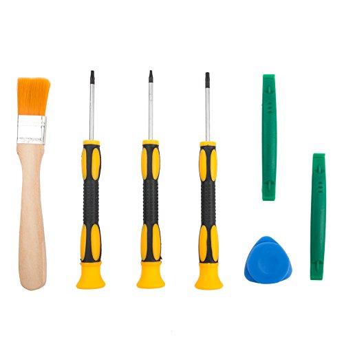linkstyle Tool Kit für Xbox One/S/X Xbox 360PS4und PS37in 1Tools für Controller und Konsolen T6T8H und T10H Größen