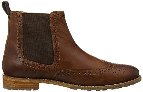Chatham Herren Dudley II Combat Boots Brown (Dark Tan)
