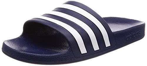 Adidas Unisex-Erwachsene Adilette Aqua Dusch- & Badeschuhe, Blau (Navy F35542), 44 1/2 EU (10 UK)