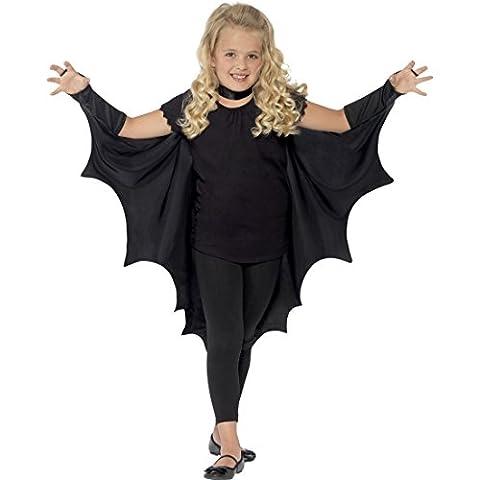 Dracula Costume - Ailes de chauve-souris pour enfant vampire Ailes