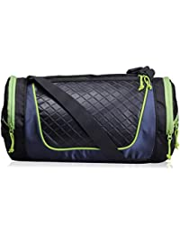 F Gear Astir Polyester 18 Ltrs Green Sports Duffel (2470)
