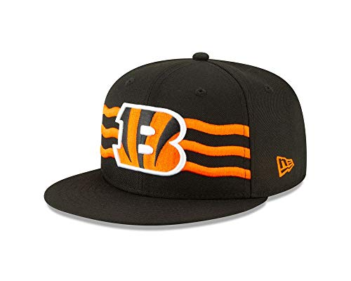 New Era NFL Cincinnati Bengals 2019 Official ON-Stage 9FIFTY Snapback Draft Cap