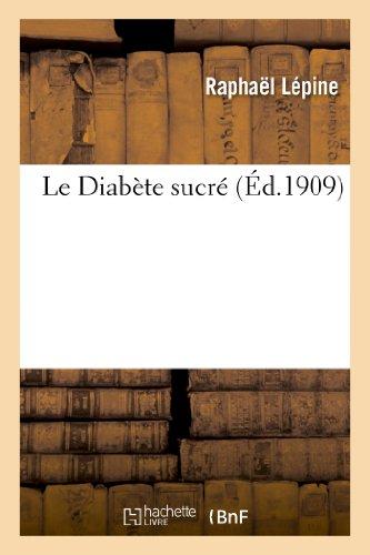 Le Diabète sucré