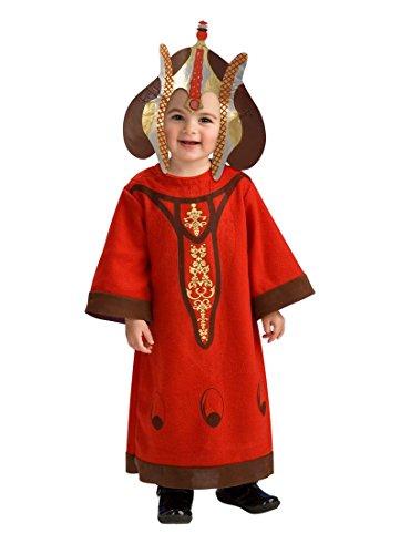 Rubie's Königin Amidala Kostüm für Baby (Königin Kostüm Amidala)