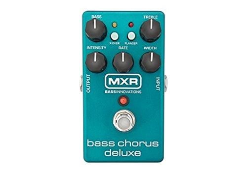 PEDALES EFECTO MXR - Dunlop (M83) Bass Chorus Deluxe