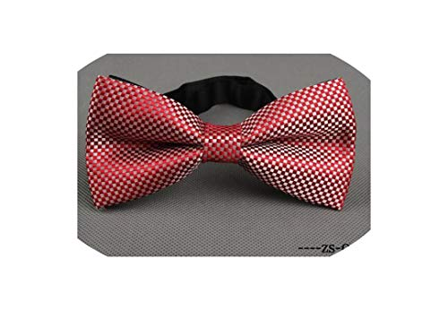 Men'S Bow Tie Gold Paisley Bowtie Business Wedding Bowknot Dot Bow Ties For Groom Party Accessories,22 -