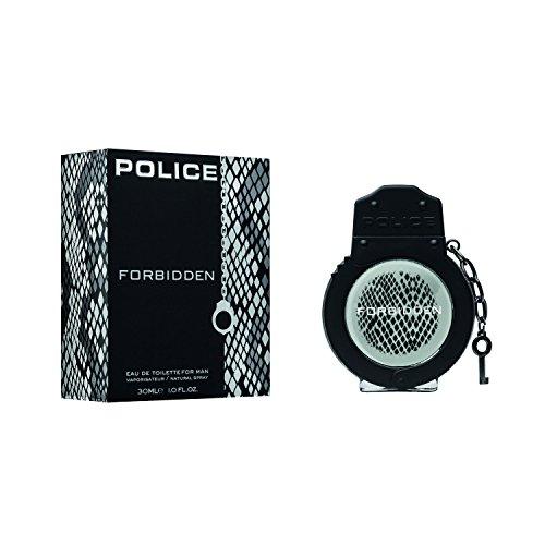 Police Forbidden For Man Eau De Toilette, 30ml