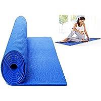 SRI JI®Exercise & Yoga Mat for Women and Men, High Density, Anti-Slip/Skid/Split Yoga Mat for Home, Outdoor, Gym Workout…