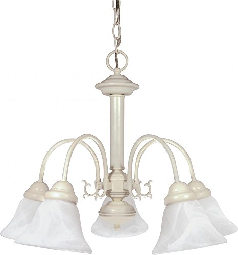 nuvo-60-187-ballerina-5-light-chandelier-with-alabaster-glass-shades