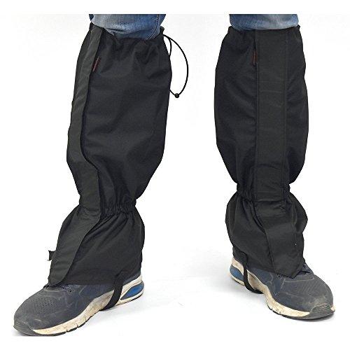 Camping gaiters [1 paio] impermeabile outdoor boot legging cover durevole scarpe calde snow ghette escursionismo trekking snowboard best for women men