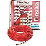 Finolex Cables 2.5 Sqmm Wire 90 m Coil (Red)