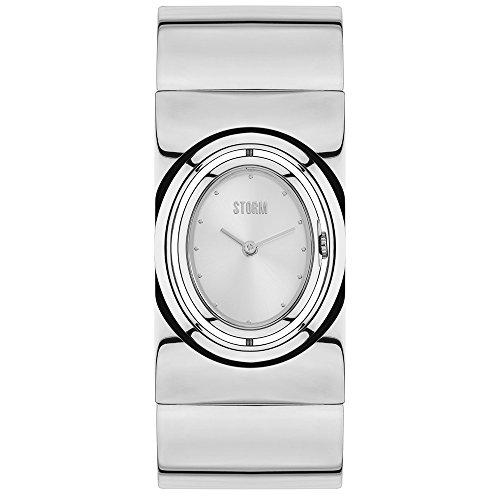 Donna Storm Gemima argento orologio gemima-silver