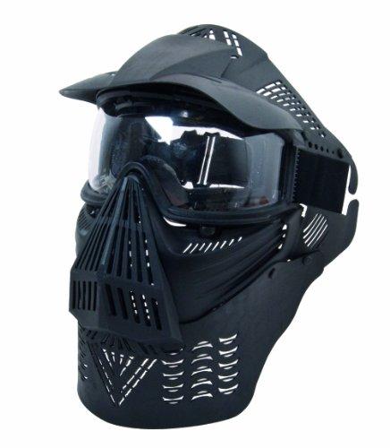 GSG Vollschutzmaske, schwarz, 203902