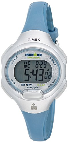 41TAnFfDpnL - Timex T5K6046S Ironman Grey Women watch