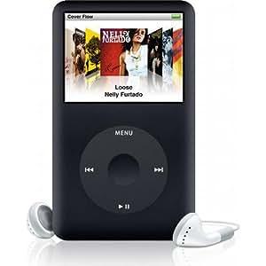 Apple iPod classic 160 Go Noir