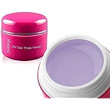 UV gel fundación violeta espeso 15 ml