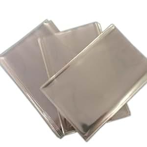 """100x Clear Cellophane Bags - 4"""" x 6"""""""
