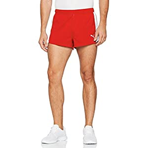 PUMA Mädchen Hose Cross the Line Split Short