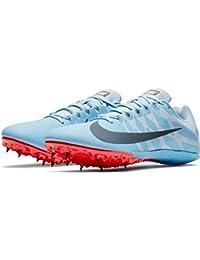 on sale 51ffa e67e8 Nike Zoom Rival S 9, Scarpe Running Unisex-Bambini, Blu (Football Fox