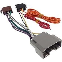 Adaptador de radio ISO Jeep Wrangler Dodge Nitro Chrysler Voyager Conector Din Cable