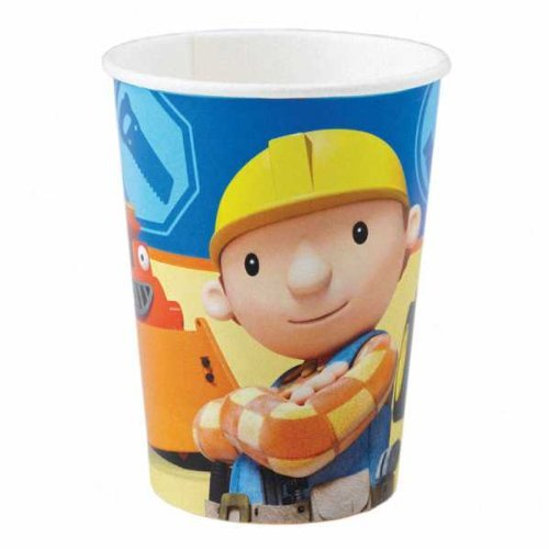 Becher Bob der Baumeister (E Dress Up Ideen)