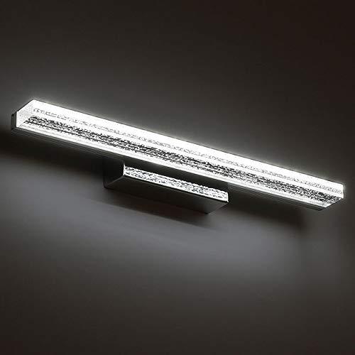 Spiegelleuchten LED Bad Geführte Badezimmer-Edelstahl-Behandlung beleuchtet wasserdichte Anti-Nebel-Toiletten-Spiegel-Lichter geführte Lampen-Beleuchtung