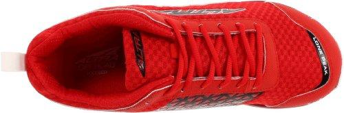 Altra Solitaire Visière Zero Drop Chaussures Course Randonnée 1.5 Rouge Homme Rouge Feu