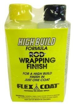 Flex Coat F8 Wrap Finish Kit by Flex Coat
