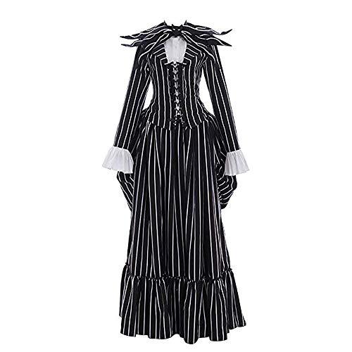 Nightmare Before Christmas Kostüm Für Halloween - Aosida Nightmare Before Christmas Jack Kostüm
