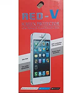 Red-V Ultra Clear Screen Protector Guard For Micromax Canvas Gold A300