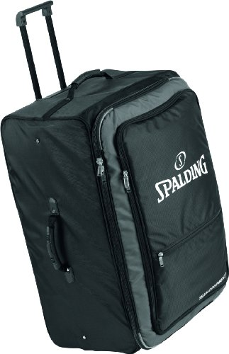 Spalding Koffer Team-trolley Team-trolley, 72 cm, 140 Liter, Schwarz, 300452101