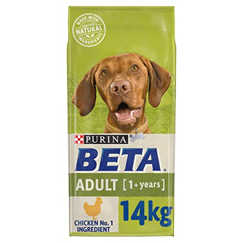 Beta Adult Dry Dog Food with Chi...
