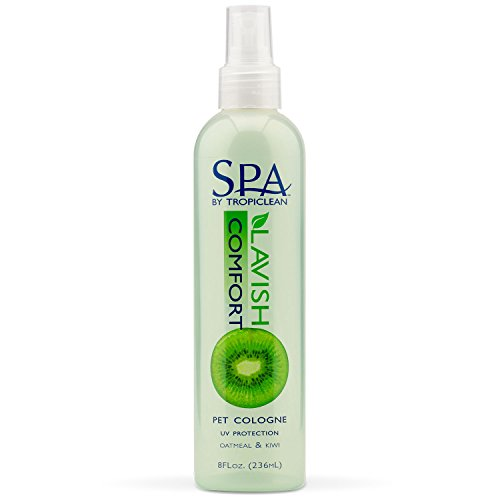 TROPICLEAN Spa Confort mascota Colonia, 237 ml