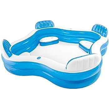 Intex 6ft x 20in Easy Set Swimming Pool #28101: Amazon co uk: Garden