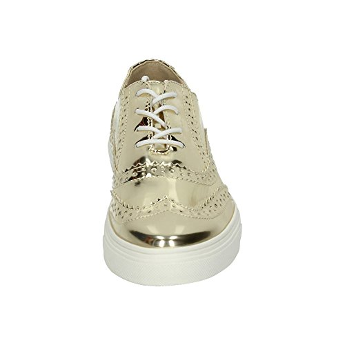 XTI, Scarpe stringate donna Oro