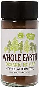 Whole Earth Organic No Caf 100g