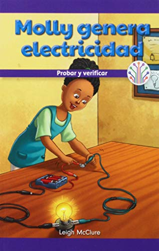Molly genera electricidad: Probar y verificar (Molly Makes Electricity: Testing and Checking): Probar Y Verificar/ Testing and Checking (Computación ... Real/ Computer Science for the Real World) por Leigh McClure