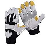 Mechaniker-Handschuhe Für Die Arbeit Am Auto Arbeitssicherheit Handschuhe Schützen Finger Und Hände