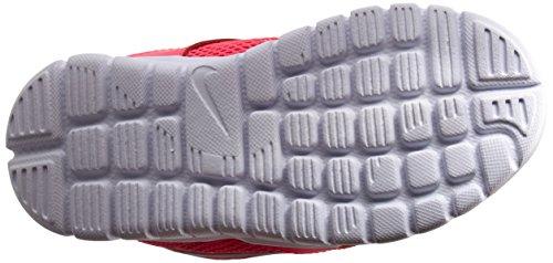 Nike 653703 400 Flex Experience 3 Btv Unisex - Kinder Sportschuhe - Fitness Hyper pink/Metallic silverDeep royal blue