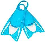 Aqua Speed Frog Kurze Schwimmflossen für Kinder | Mädchen | Jungen | Trainingsflossen | Schwimmtraining | Kurzflossen | Taucherflossen